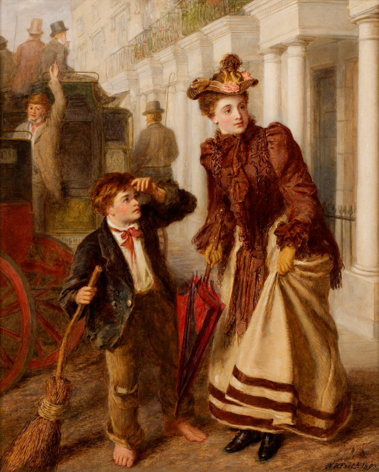 Paintings by William Powell Frith