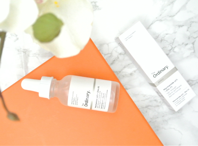 The Ordinary Niacinamide Review 2017 Zine acne affordable skincare deciem