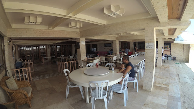 Restaurant at Santa Fe Beach Club