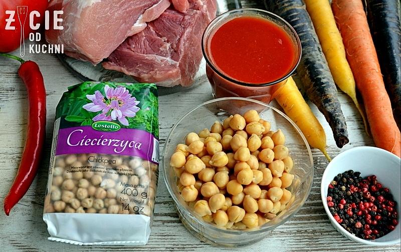 ciecierzyca, lestello, gulasz, zupa gulaszowa, potrawa jednogarnkowa, zycie od kuchni