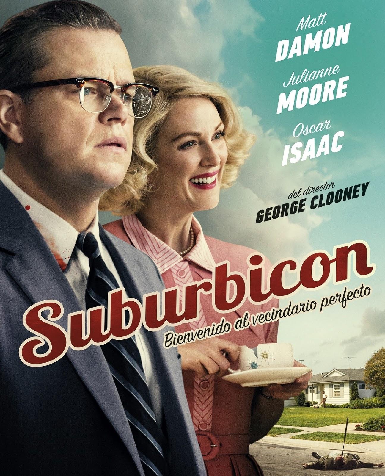 Suburbicon [2017] [DVDR] [NTSC] [CUSTOM HD] [Latino 5.1]