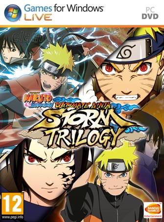 Naruto Shippuden: Ultimate Ninja Storm Trilogia PC Full Español