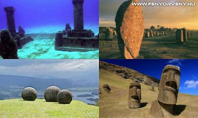 Tíz rejtélyes ókori építmény, amelyre máig nincs biztos magyarázat