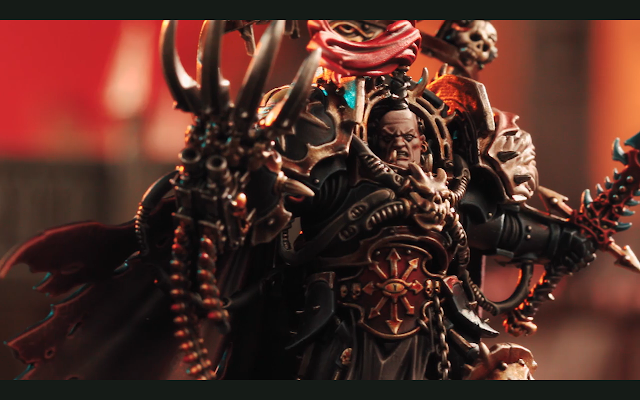 Abaddon Señor de la Guerra