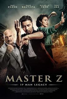 Master Z Ip Man Legacy (2018)