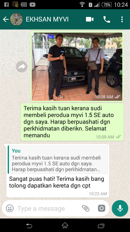 Perodua Selangor - Showroom Shah Alam