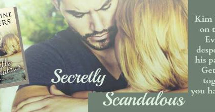 Secretly Scandalous by Jacqueline Winters