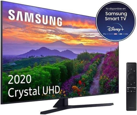 Samsung Crystal UHD 2020 50TU8505: Smart TV DLED de 50'' con resolución 4K, salida HDMI y conexión Wi-Fi
