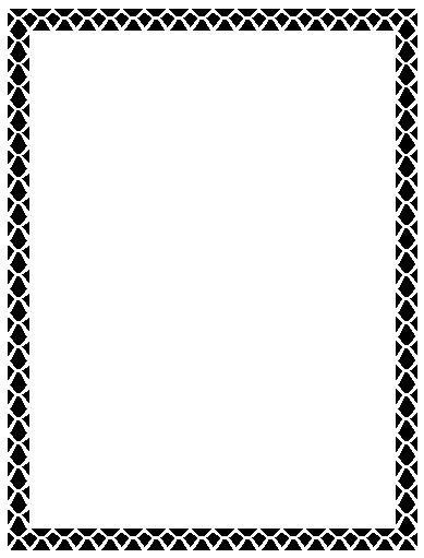 borders for microsoft word