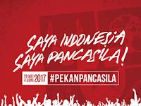Sambutan Upacara Hari Lahir Pancasila 2017 dari Presiden RI