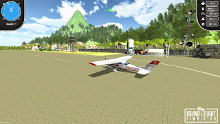 Island Flight Simulator (PC)