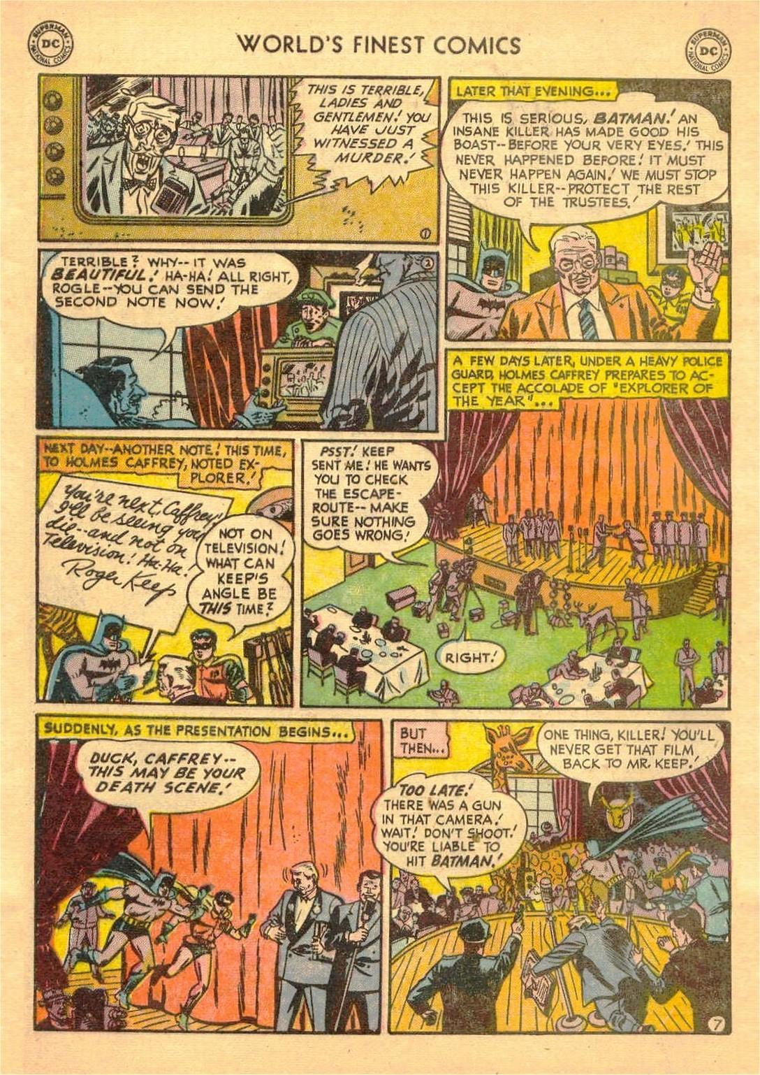 Read online World's Finest Comics comic -  Issue #58 - 60