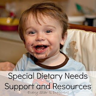 Special Dietary Needs Support and Resources