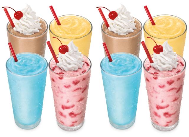 Cake Ice Cream Sonic : birthday cake ice cream sonic