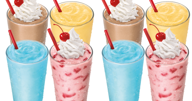 SONIC's shake menu is divided it into two types — Classic Shakes and Master Shakes. The sizes and prices before the discount for Classic Shakes (vanilla, chocolate, strawberry, banana, peanut butter, caramel, hot fudge and pineapple) are a mini for $, small .