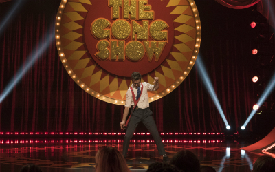 "Second season of ""The Gong Show"""