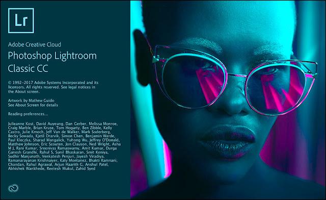 تحميل برنامج Adobe Photoshop Lightroom Classic CC 2019 Free Download مجانا