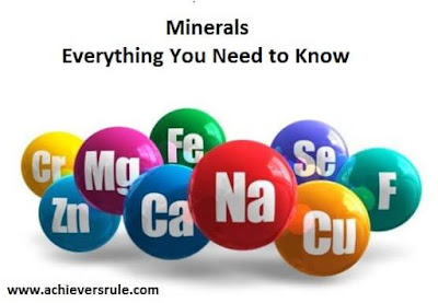 Mineral- Everything You Need to Know