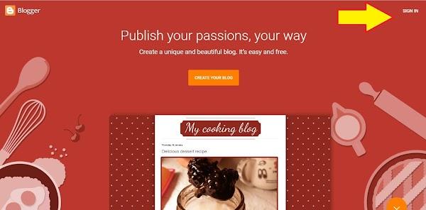 Tutorial Lengkap Cara Membuat Blog Terbaru