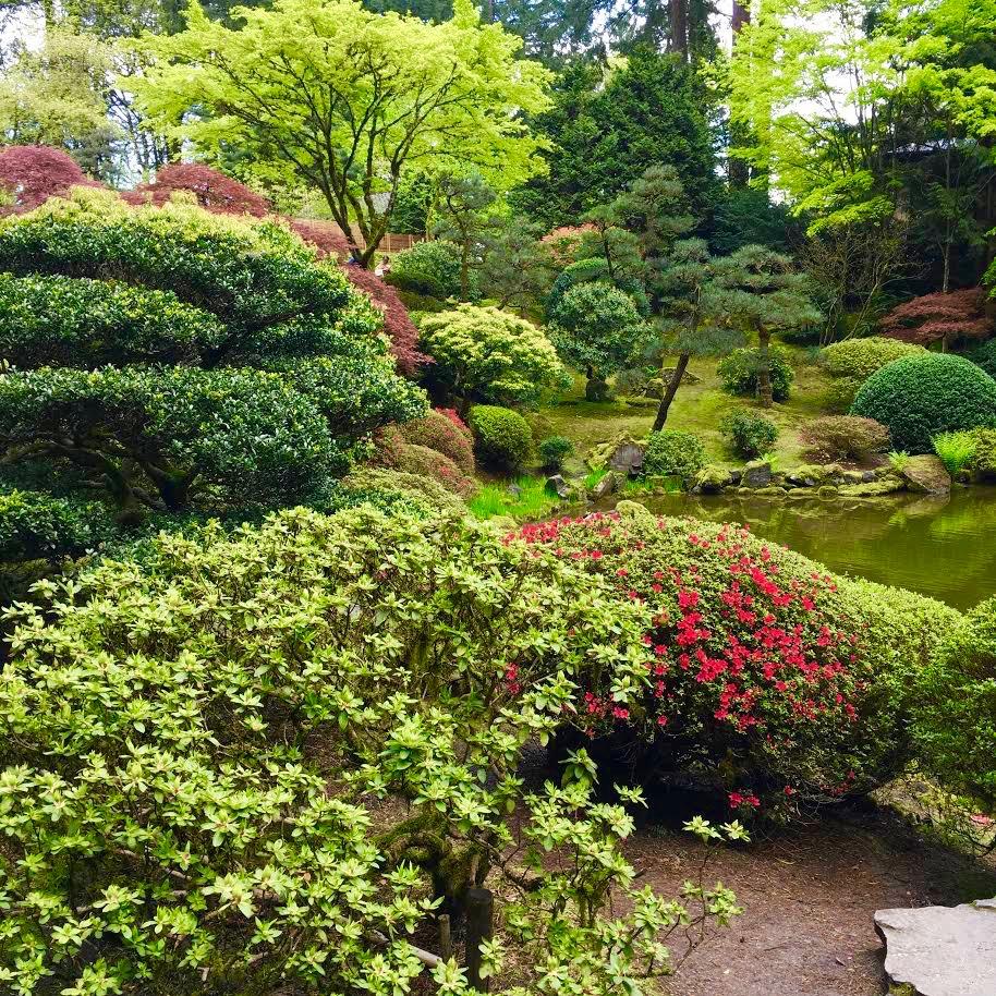 Everyday Plaid Terrific Travels Portland Japanese