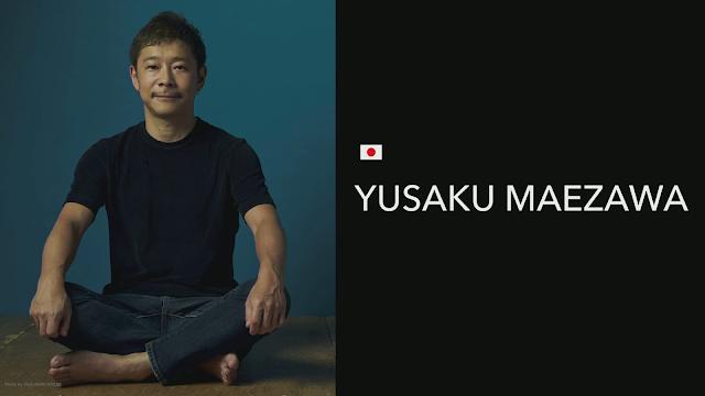 SpaceX BFR first Lunar mission passenger Yusaku Maezawa