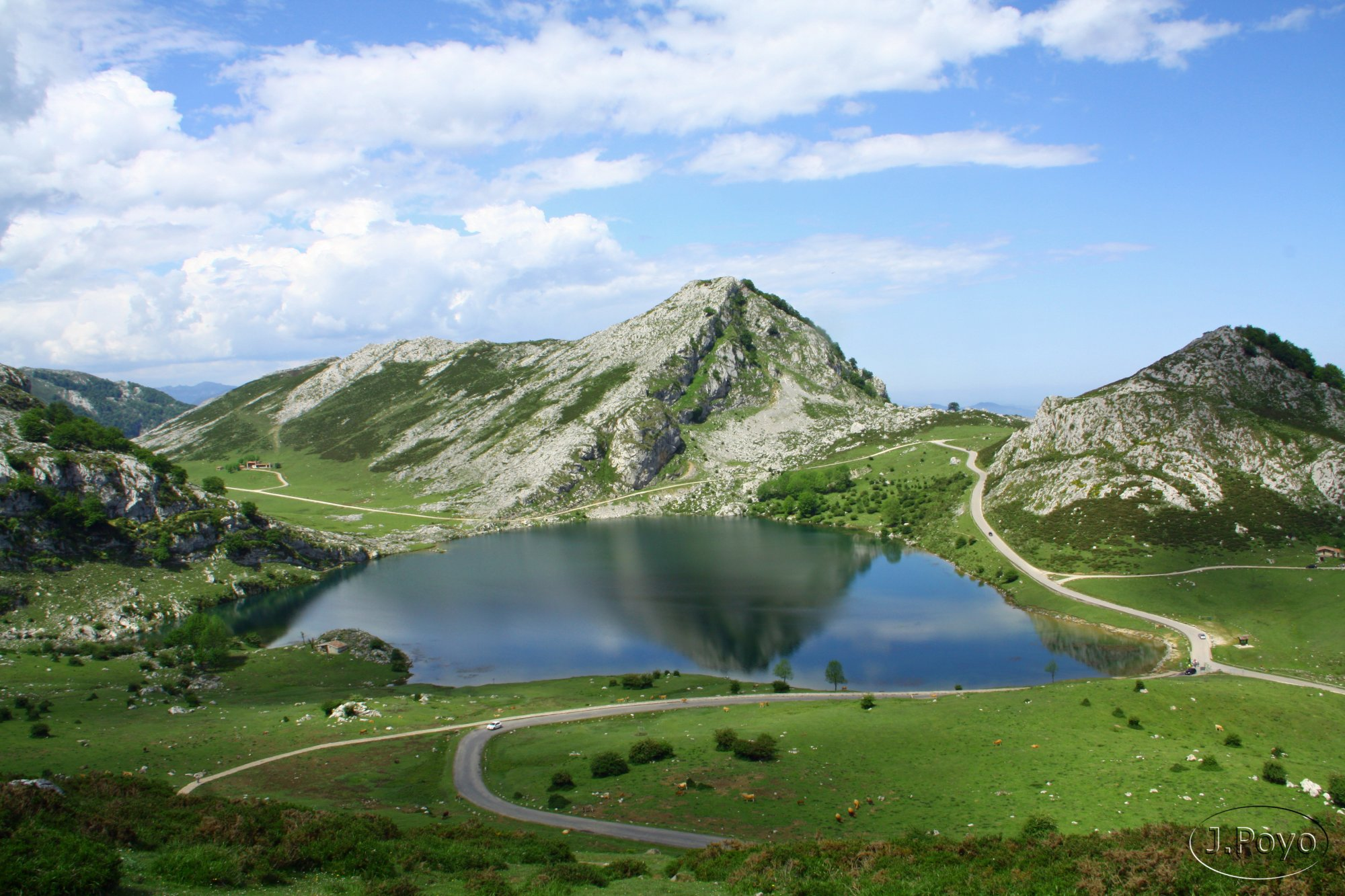 Rutas por Asturias: Lago Enol