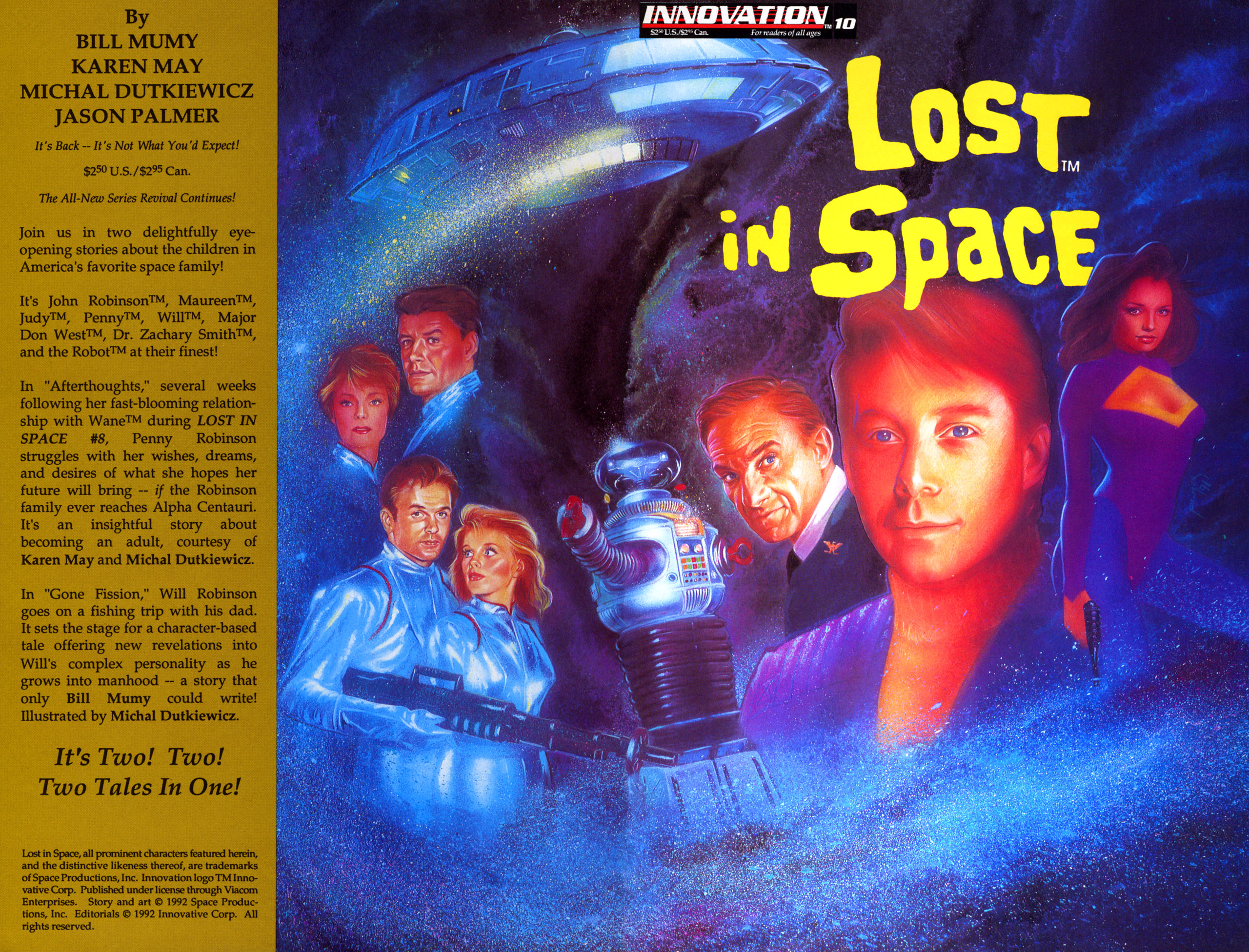 Lost in Space (1991) 10 Page 1