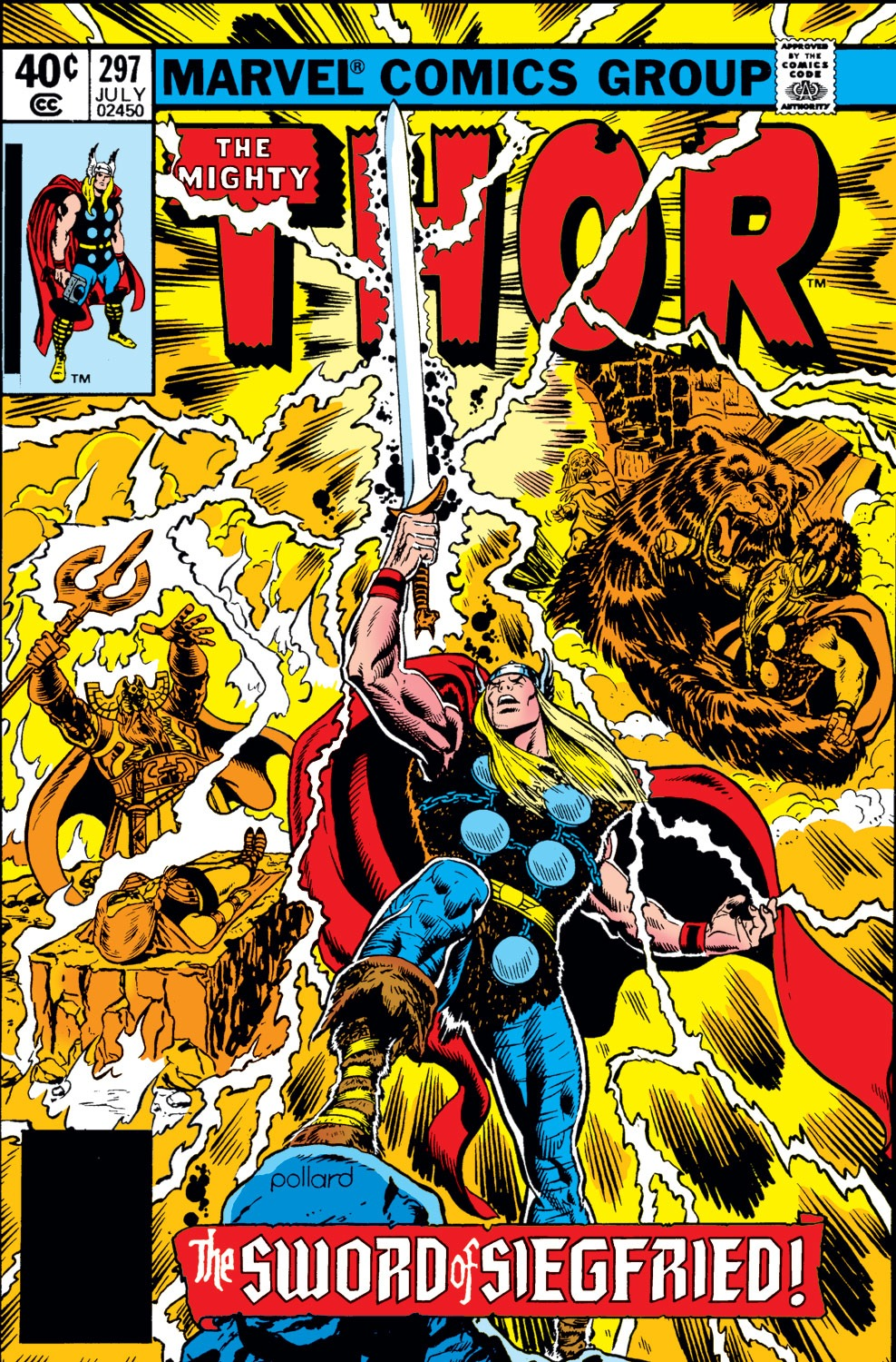 Thor (1966) 297 Page 1