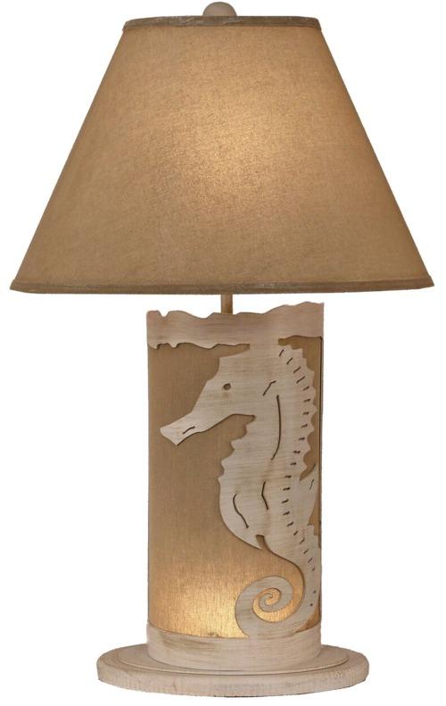 Seahorse Panel Lamp