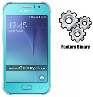 Samsung Galaxy J1 ACE SM-J110M Combination Firmware