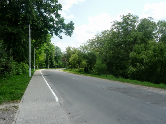 Долина. Улица Мицкевича