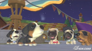 The Dog Island (PS2) 2008