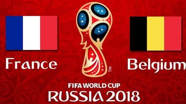 موعد مباراة فرنسا وبلجيكا في كأس العالم الثلاثاء 10/7/2018 والقنوات الناقلة للمباراة