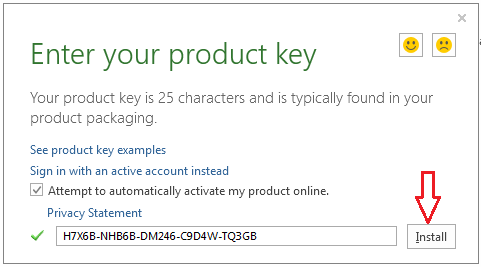 Windows and office serial activation keys free microsoft - Office professional plus 2013 license key ...