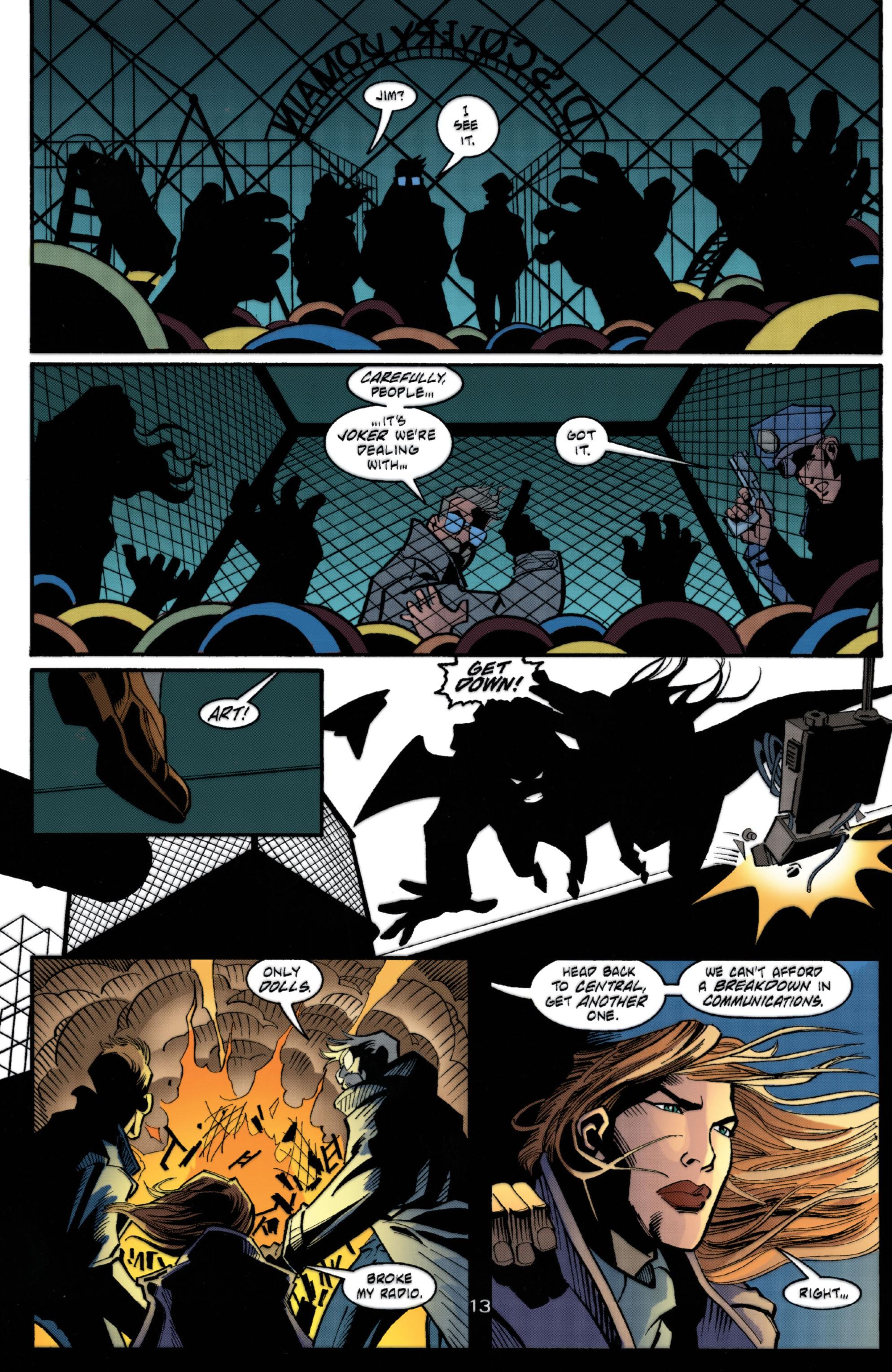 Detective Comics (1937) 741 Page 13
