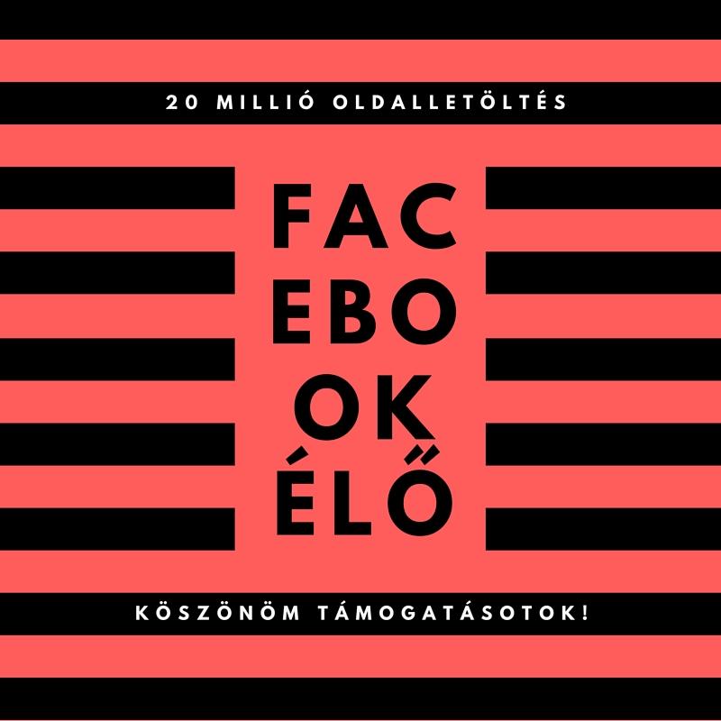 FACEBOOK ÉLŐ ADÁS