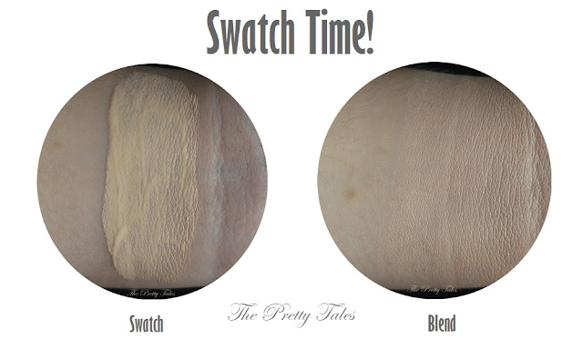 pixy bb cream bright fix cream shade cream swatch