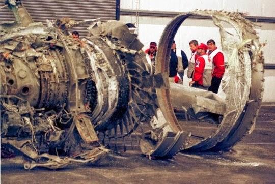 Kecelakaan Pesawat Paling Misterius Di Dunia