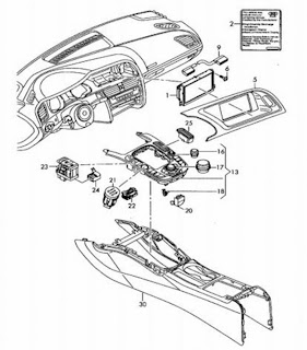 Heater Blower Fuse Location moreover Removing and installing front speed sensor wiring besides Removing and installing cylinder head as well Service Manual Audi A2 Pdc Programming furthermore T8016132 Find water thermometer cooling system. on audi a2 wiring diagram
