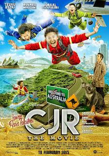 Halo sobat  Selamat Malam dan pada kesempatan malam hari ini gue akan memba Download Film CJR The Movie: Lawan Rasa Takutmu (2015) Full Movie