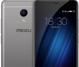 Cara Flash Meizu M3s