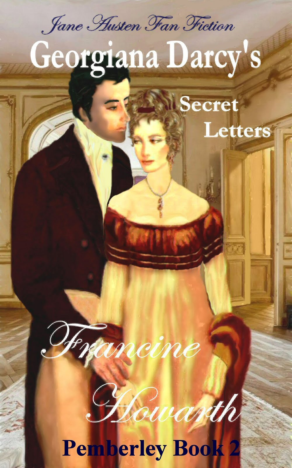 NEW RELEASE Pemberley book 2