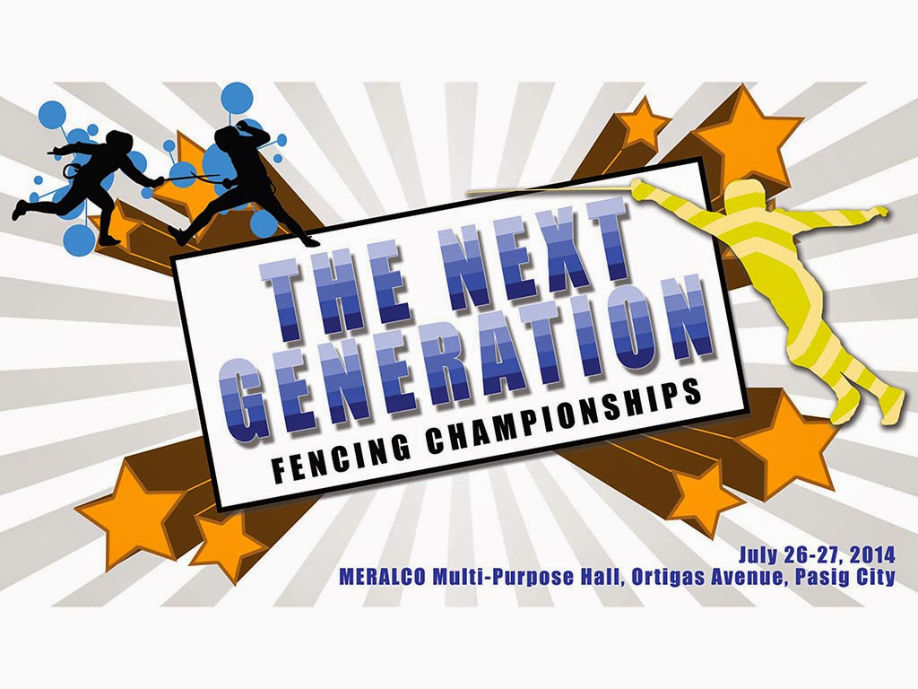 International 'Next Generation' Fencing Tournament Unfurls on July 26th & 27th