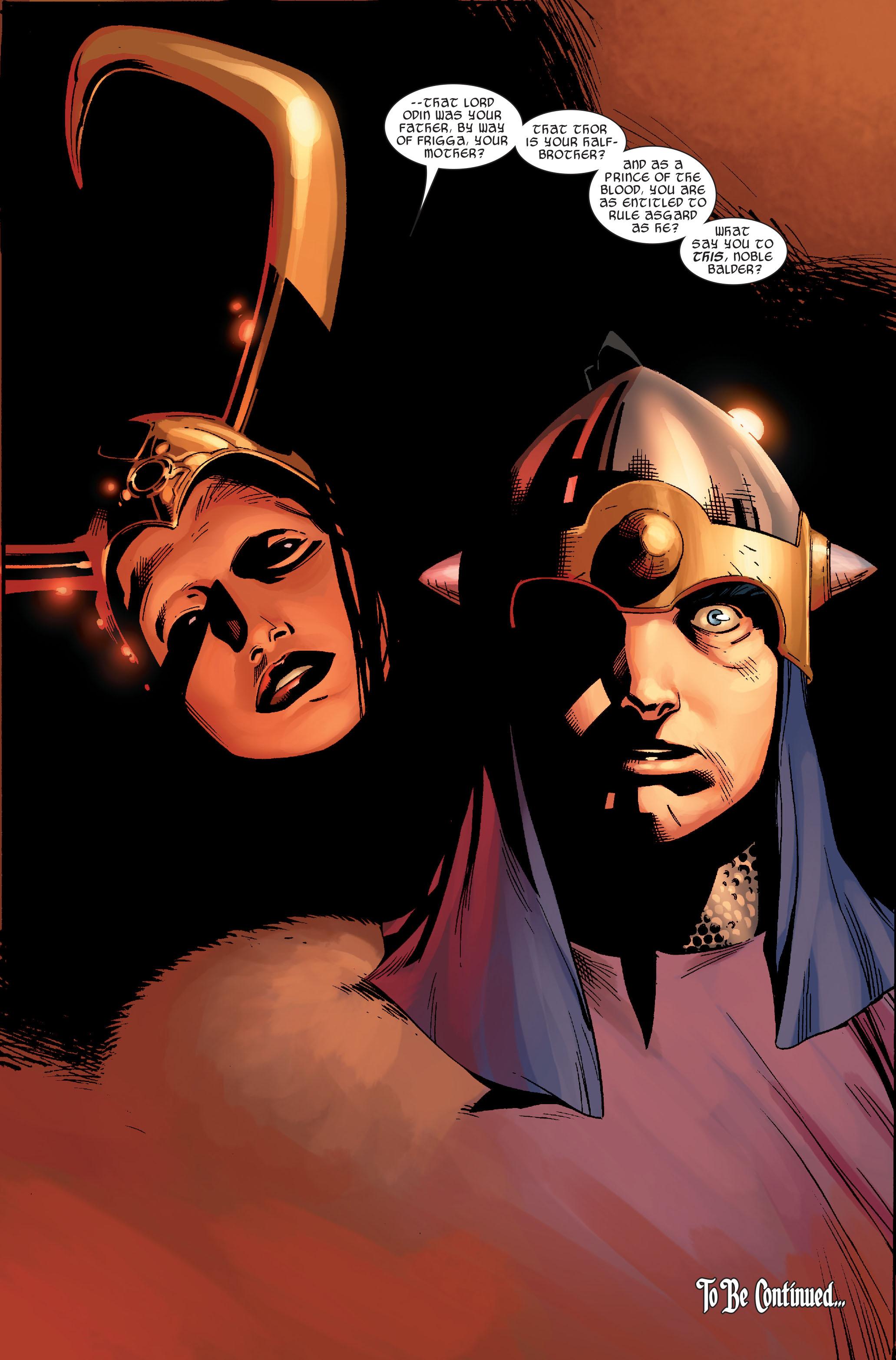 Thor (2007) Issue #9 #9 - English 22