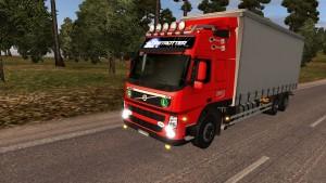 Volvo FM13 Tandem BDF truck (1.21)