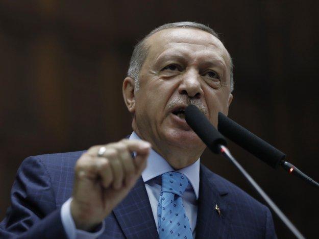 Ερντογάν: Θα αυξήσουμε τις δυνάμεις μας στην Κύπρο, αν χρειαστεί θα ιδρύσουμε βάση