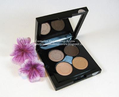 IDUN Minerals - Brunkulla (Nigritella) eyeshadow palette