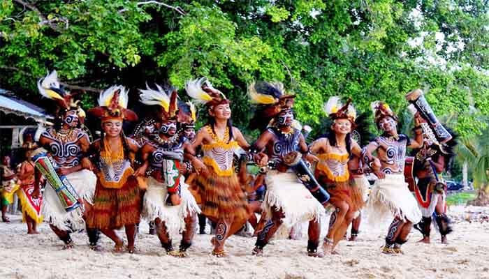 Tari Selamat Datang, Tarian Tradisional Dari Papua