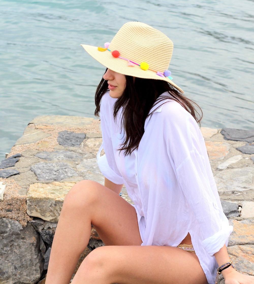 beach style peexo fashion blogger travel