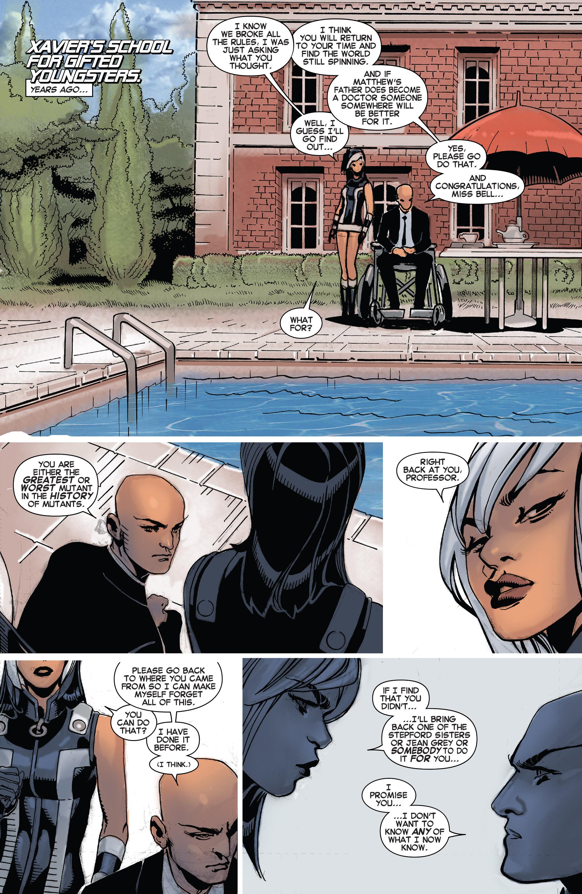 Read online Uncanny X-Men (2013) comic -  Issue #31 - 12